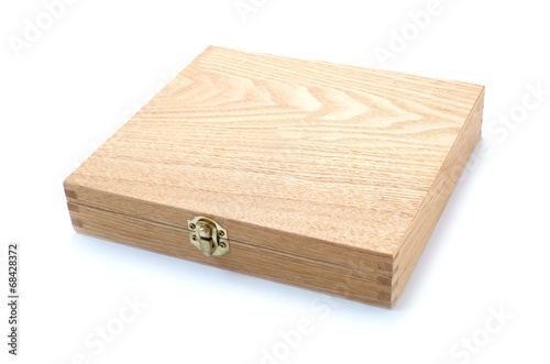 canvas print picture Wooden Box