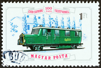 Railbus (Hungary 1976)