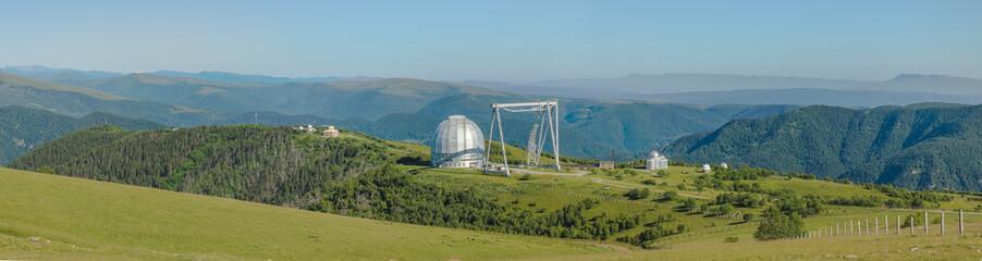 Верхняя научная площадка САО РАН
