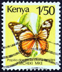 African Swallowtail (Kenya 1988)