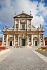 Italy  Ravenna  Saint Mary in Porto basilica