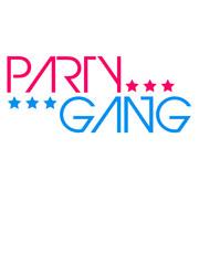 Party Gang Star Logo Design