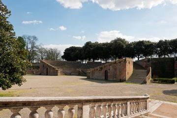 Fortezza Medicea- Siena