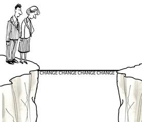 Change Change Change Change