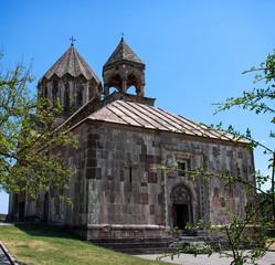 Gandzasar Monastic Complex in Nagorno Karabakh
