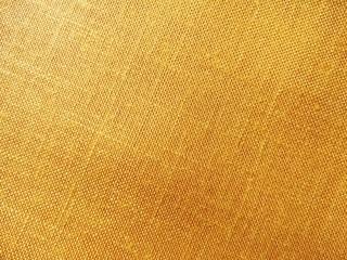 Leinenstoff, gelb