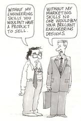 Engineering AND Marketing Brilliance