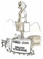 Mildred Stoner:  Consumer Extraordinaire