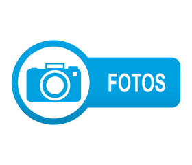 Etiqueta tipo app azul alargada FOTOS