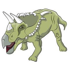 Kosmoceratops Dinosaur