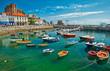 Harbour of Castro Urdiales, Spain