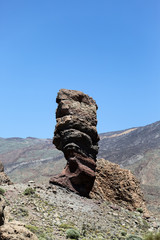Teide National Park in Spain