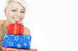 Weihnachten und Geschenke