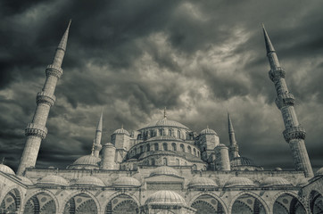 Blue Mosque@Istanbul