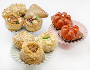 Pasteles tipicos orentales