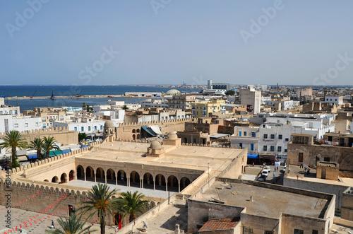Plexiglas Tunesië Great Mosque in Sousse, Tunisia