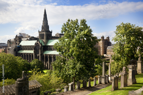 Glasgow cathedral - 68444910