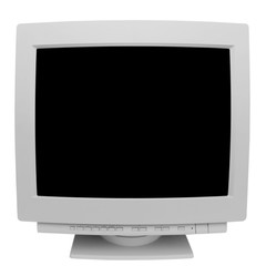 old monitor