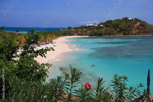 Fotobehang Natuur Park Antigua