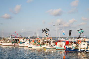 Reiseziel Griechenland: Fischerboote - typisch griechisch