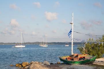 Segeln in Griechenland: Reiseziel griechische Insel - Boote