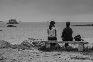 Confessioni sulla spiaggia