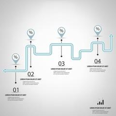 Infographic elements design