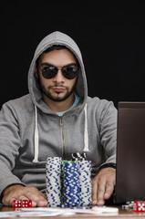 internet poker all in