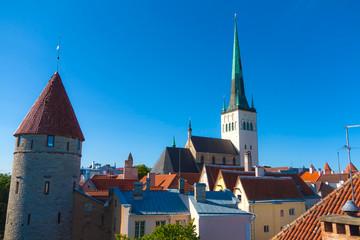 Oleviste church
