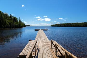 pier wooden