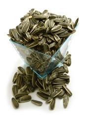Sunflower seed Semi di Girasole Graines de tournesol