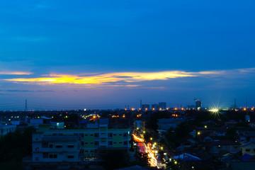 twilight Bangkok so cool