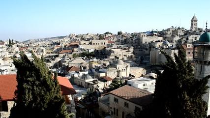 tombstone christian in Jerusalem