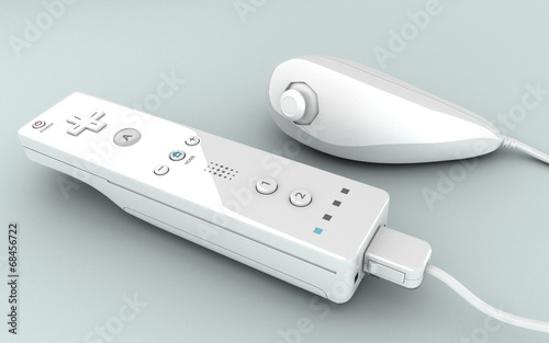 Wii Controller - 68456722