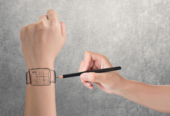 Wearable device concept