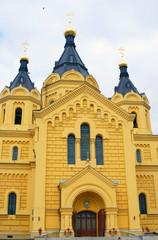 Church of Alexander Nevsky in Nizhny Novgorod.
