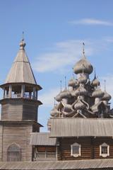 Kizhi Pogost in Russia