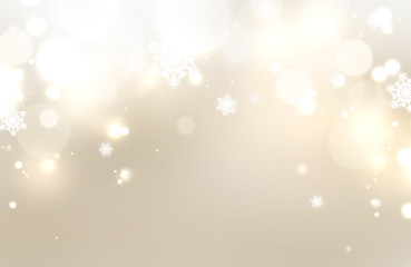 Sparkling and shiny Christmas abstract background