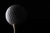 Fototapety Golf Ball on Tee
