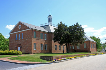 church in Yorktown