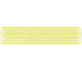Multi-walled carbon nanotube (MWNT) on white