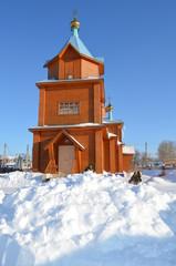 Большая Рязань. Церковь Введения во храм Пресвятой Богородицы