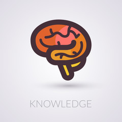 Brain and knowledge