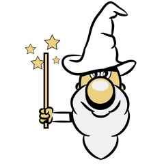 zauberer Zauberstab zauberhut süss