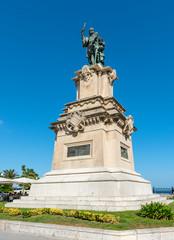 Roger De Lauria Statue Tarragona Spain