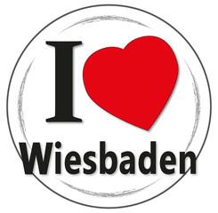 I love Wiesbaden