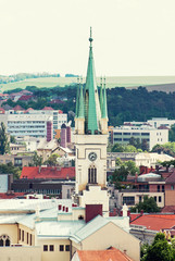 Parish church of the visitation in Nitra