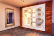 Luxurious corridor in modern home