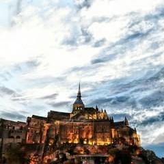 Le Mont Saint Michel HDR
