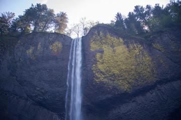 Waterfall, Columbia River Gorge, Portland, Oregon